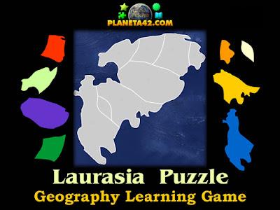 Laurasia Puzzle