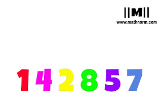 142857 is Really MAGIC NUMBER or Not??  mathnorm