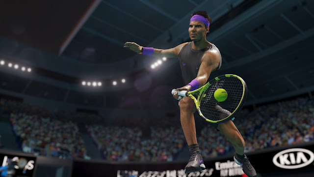 AO Tennis 2 PC Descargar