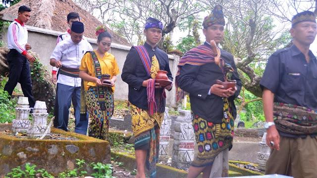 Proses Budaya Warnai Pagelaran GPN Di Lobar