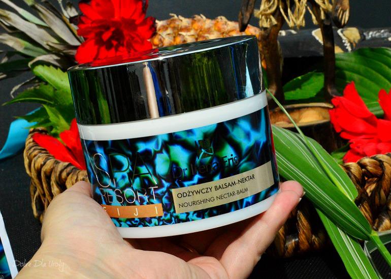 SPA Resort Fiji Wygładzający Peeling i Odżywczy Balsam-nektar Dr Irena Eris