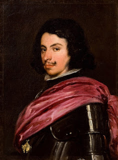 Diego Valásquez's portrait of Francesco I