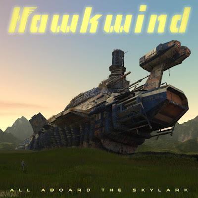 All Aboard The Skylark Hawkwind Album