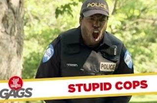 Funny Video – Stupid Cops Pranks