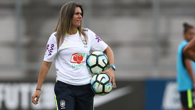 EMILY É DEMITIDA E VADÃO PODE ASSUMIR NOVAMENTE A SELEÇÃO FEMININA