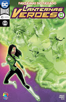 DC Renascimento: Lanternas Verdes #45