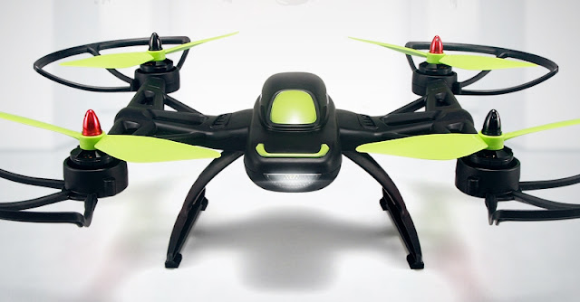 JJRC X2 X2G Brush less Quadcopter
