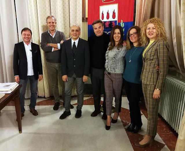 Foggia, firmato il protocollo istitutivo del Centro Studi Giordaniani