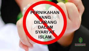 Jenis-jenis Pernikahan yang Dilarang dalam Islam