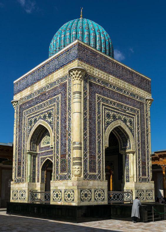 Mausoleo del Imam Al-Bujari