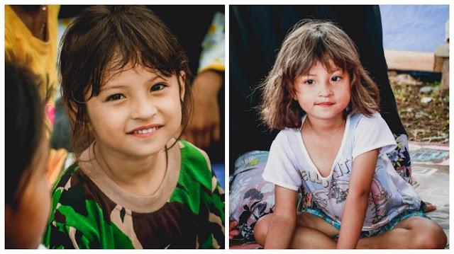Viral Sosok Gadis Cilik Korban Gempa Palu, Ada Alasan Mengapa Ia Tak Menangis Sedikit pun