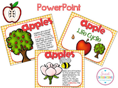 Apple Life cycle PowerPoint