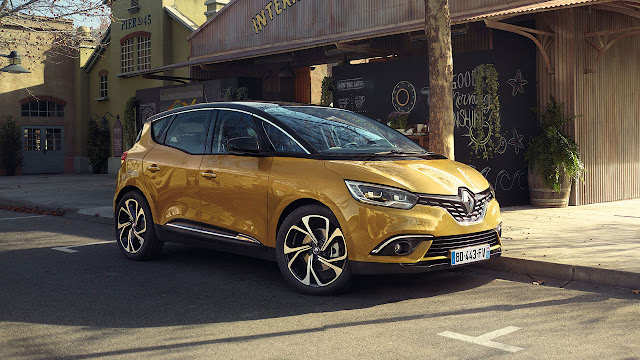 All-new Renault Scénic