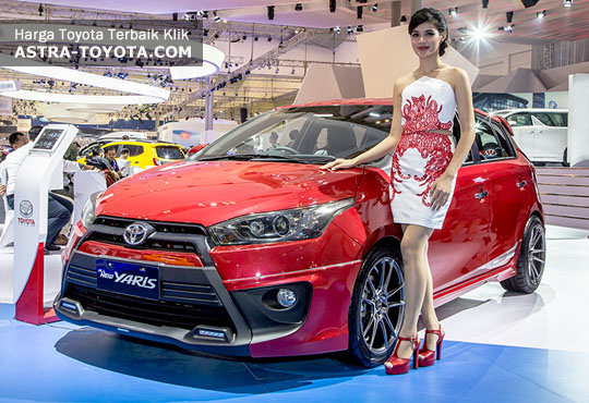 Harga Toyota New Yaris Terbaru di Jakarta