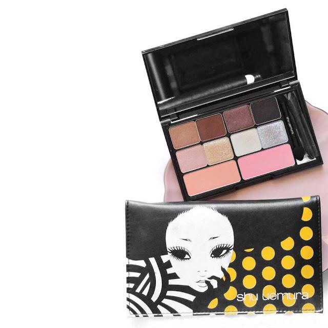 Shu Uemura Tokyo Doll Eye and Cheek Palette