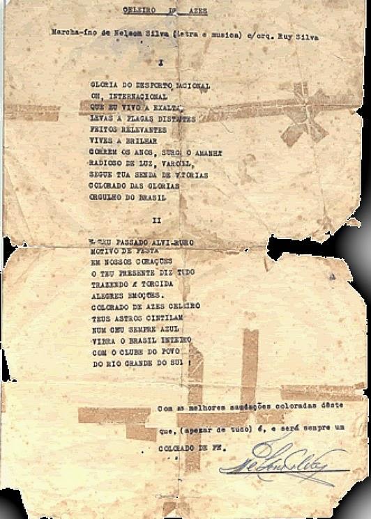 """""""Celeiro de Ases"""": Original, por Nelson Silva (1957)."""