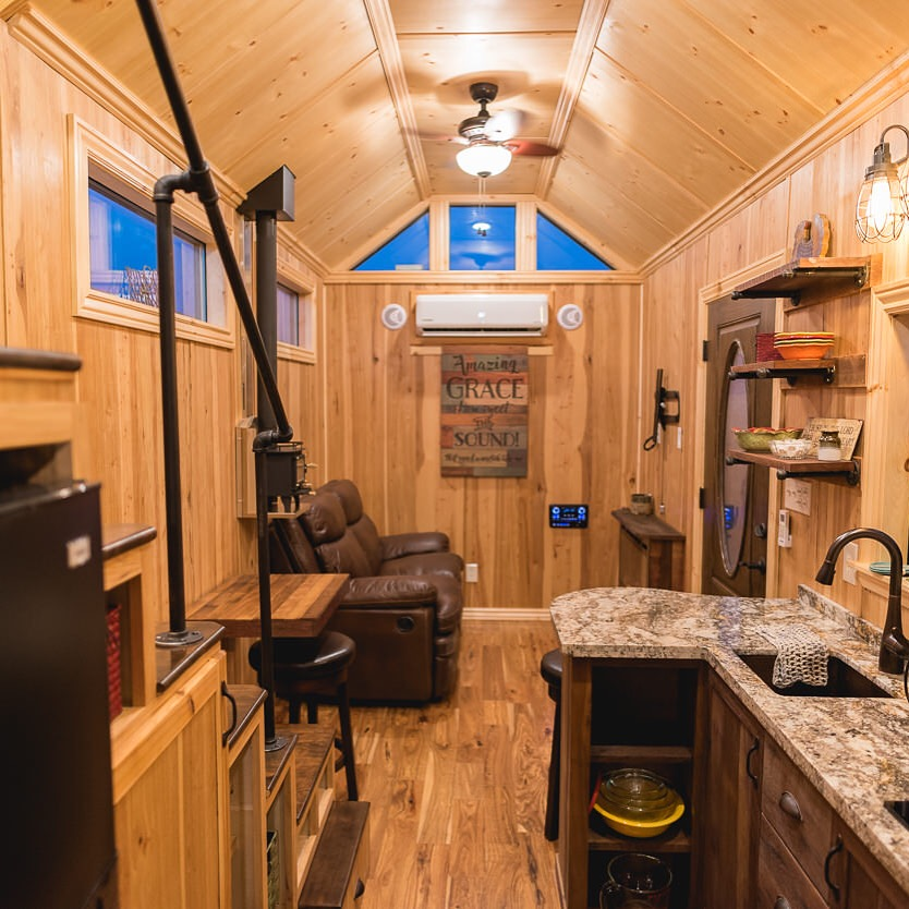 follow tiny house town on facebook for regular tiny house updates here - Tiny Houses California