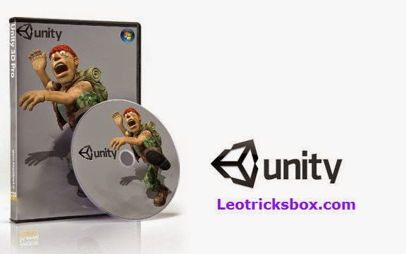 PC Software : Unity 3D Pro v4.5.0f6 For Windows + Crack 1