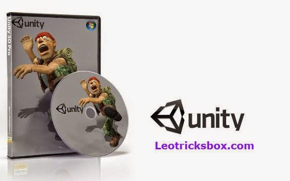 PC Software : Unity 3D Pro v4.5.0f6 For Windows + Crack
