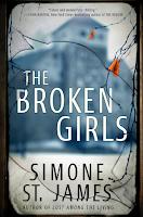 cover art the broken girls by simone st. james
