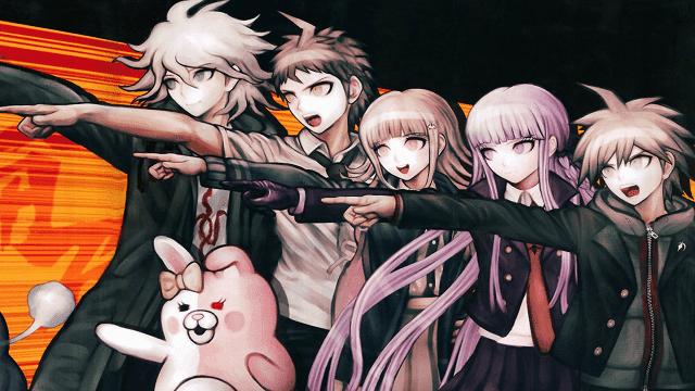 Selain Anime Danganronpa Juga Diadaptasi Menjadi Sebuah Game