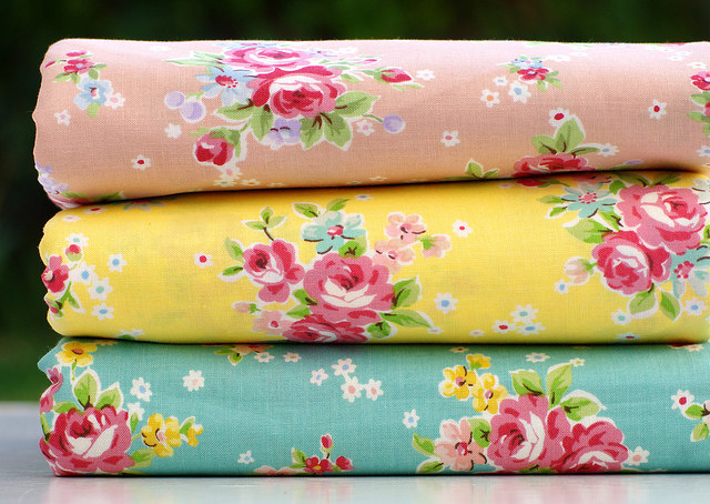 Sunday Rose Garden - Yuwa Fabrics | Red Pepper Quilts
