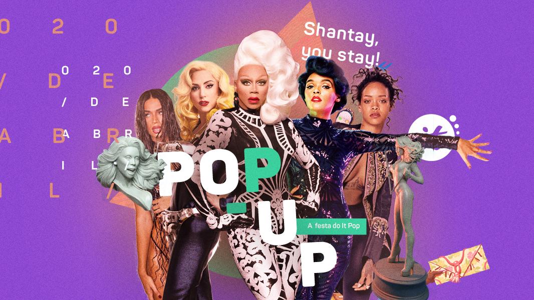 A festa acontecerá no dia 20 de abril, no Lab Club, e contará com a participação das drags Duda Dello Russo e Verôna Moon.