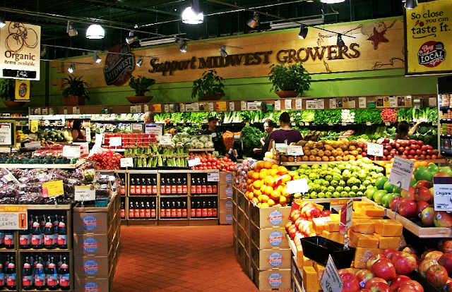 Como é o supermercado Whole Foods em Nova York