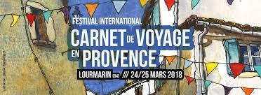 festival international carnet de voyage lourmarin