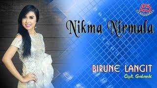 Lirik Lagu Nikma Nirmala - Birune Langit