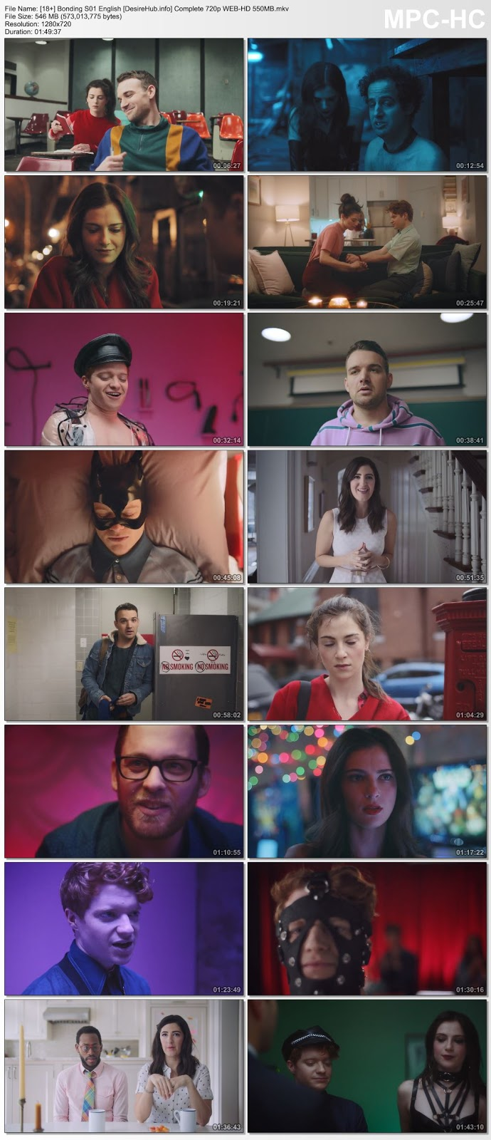 [18+] Bonding S01 English Complete WEB Series 720p WEB-HD 550MB Desirehub