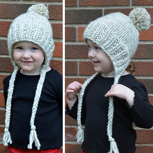 Beautiful Skills Crochet Knitting Quilting Split Brim Toddler