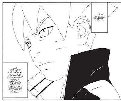 Boruto Uzumaki, fils de Naruto