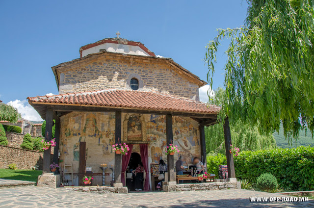 Saint George the Victorious monastery - Rajchica, Debar, Macedonia