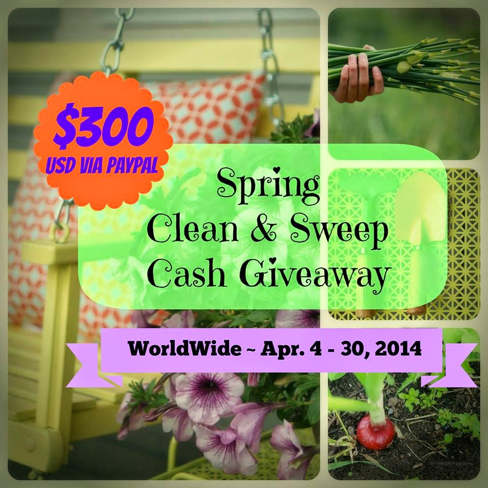 #CleanSweepCash