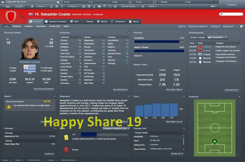 free  full version football manager 2012