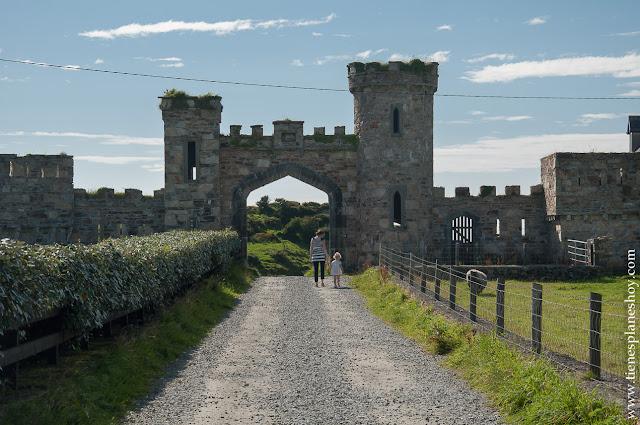 Castillo Clifden Irlanda