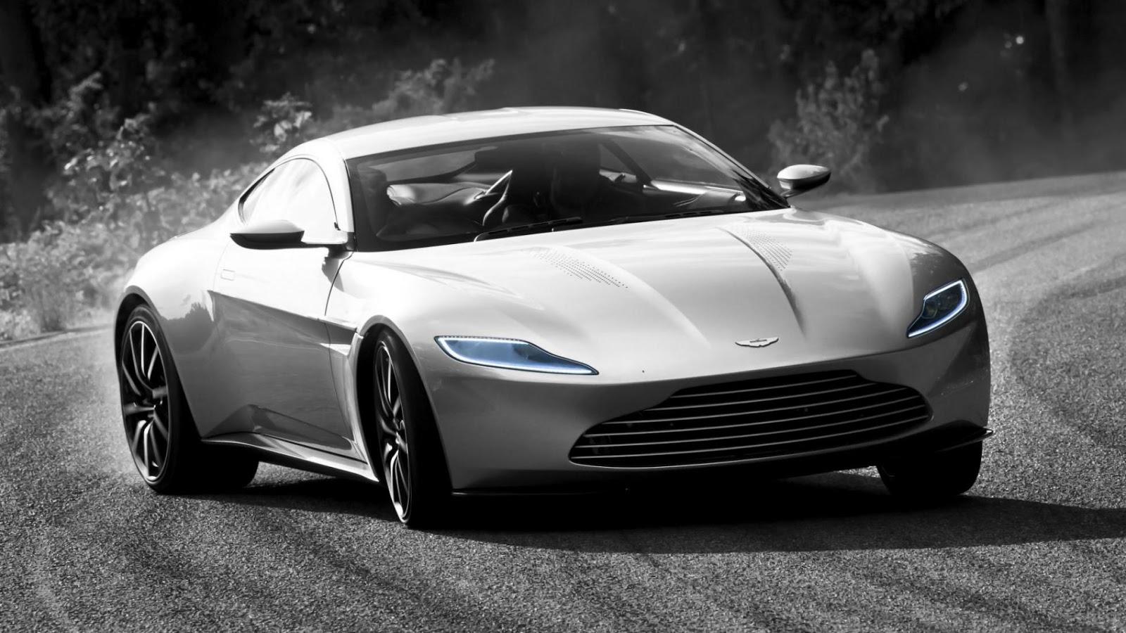 Siêu xe Aston Martin DB10 siêu phẩm tuyệt đẹp của hãng xe Anh Quốc