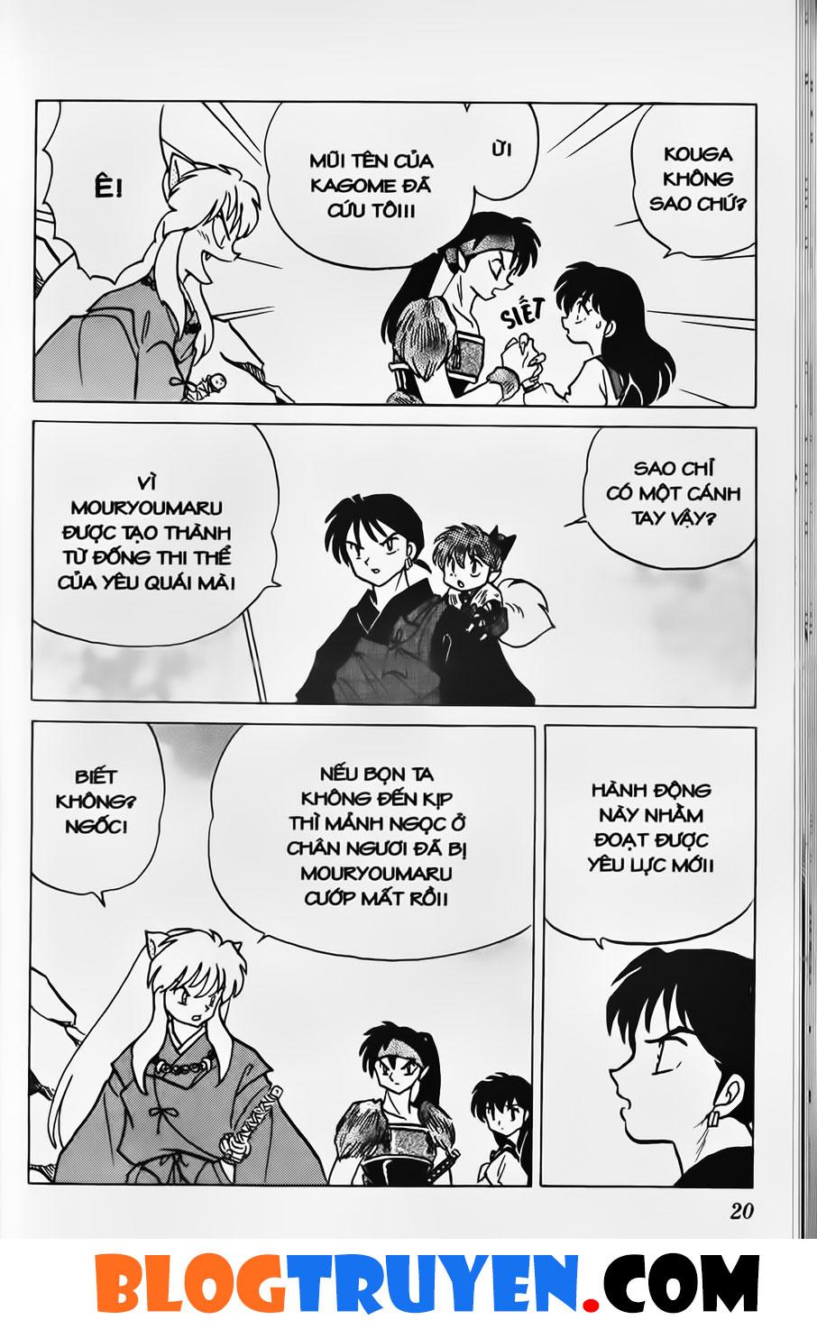 Inuyasha vol 39.1 trang 18