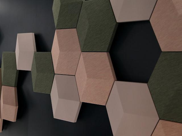 Bang & Olufsen, Kvadrat, wall mounted speakers, design blogger
