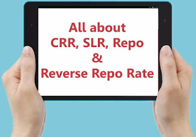 What is Repo rate, CRR, SLR How it Impacts Your Home loan Rates