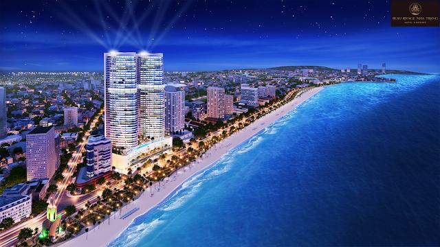Giới đầu tư đổ xô đi mua căn hộ beau Rivage Nha Trang