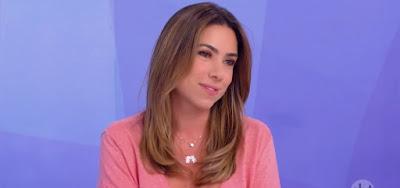 casada, sim: Patrícia Abravanel manda indireta para Eliana após constrangimento na TV