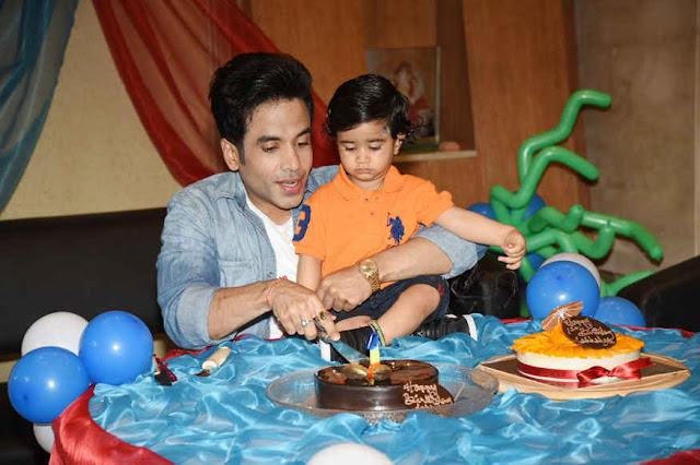 Tusshar Kapoor Celebrates Son Laksshya Birthday