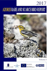 THE AZORES RARE AND SCARCE BIRD REPORT 2017