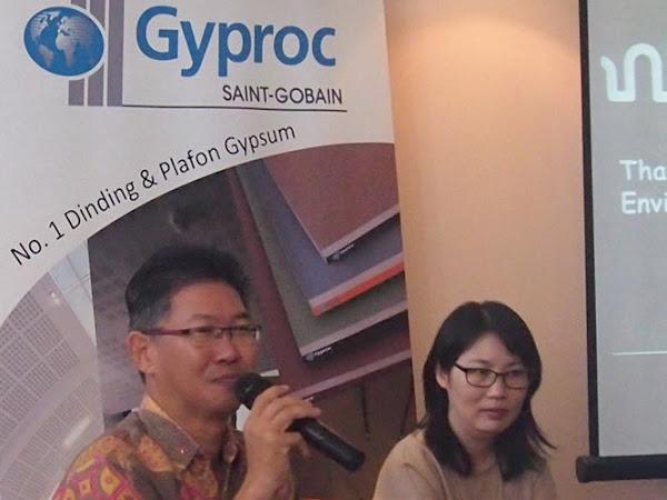 Gyproc: Solusi Utama Bangunan yang Ramah Lingkungan