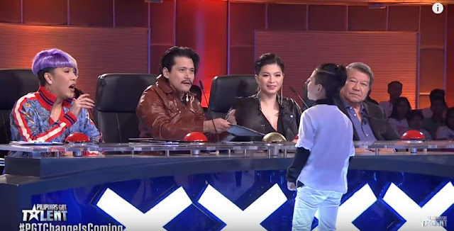 WATCH: Angel Locsin Was Impressed By The Charm And Charisma Of The Hip-Hop Dance Group 'Baby Boys'