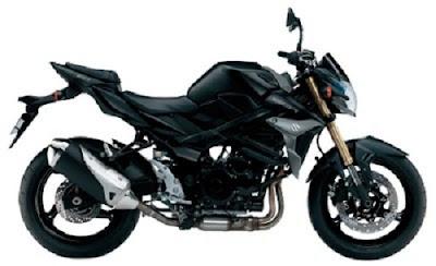 Motor suzuki GSR 750