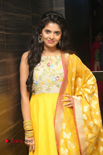 Actress Shravya Pictures at Nandini Nursing Home Audio Launch  0054.JPG