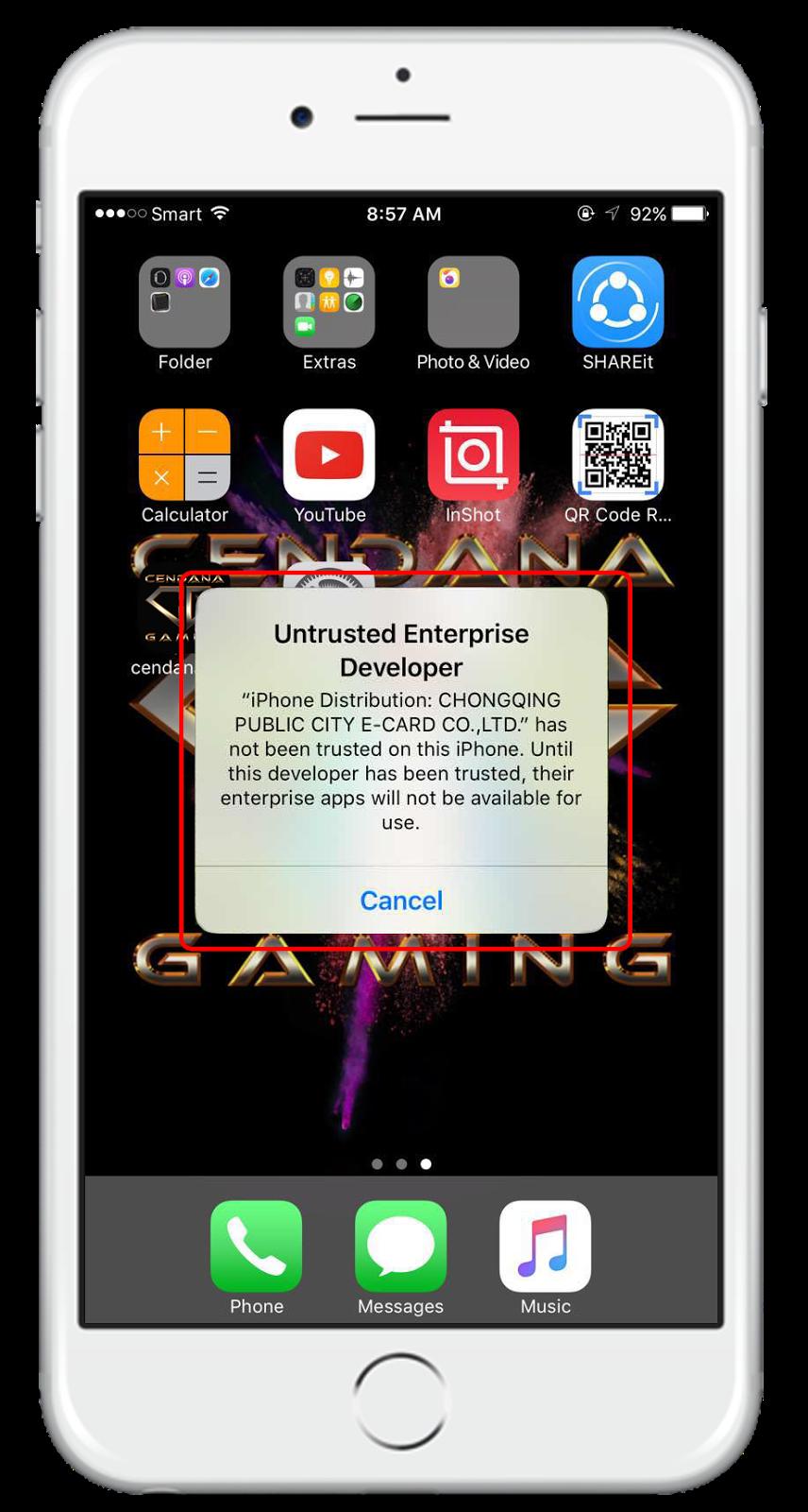 Cendana Gaming: PANDUAN CARA MENDOWNLOAD APLIKASI IOS GAME SBOBET DAN CASINO